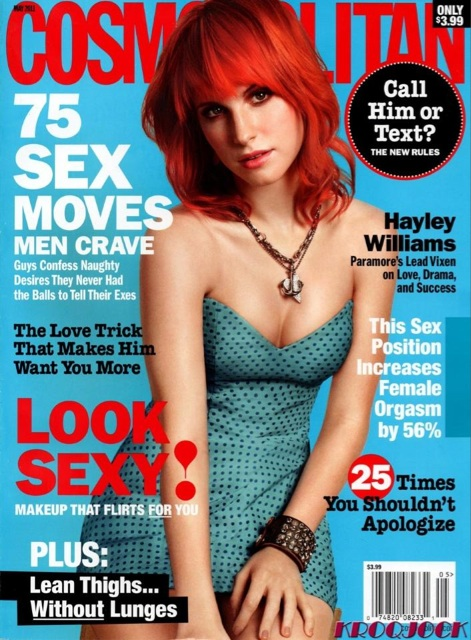 Cosmo Cover